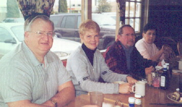 January 2002, Marysville lunch!