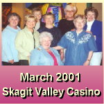 Skagit Valley Casino, March 2001